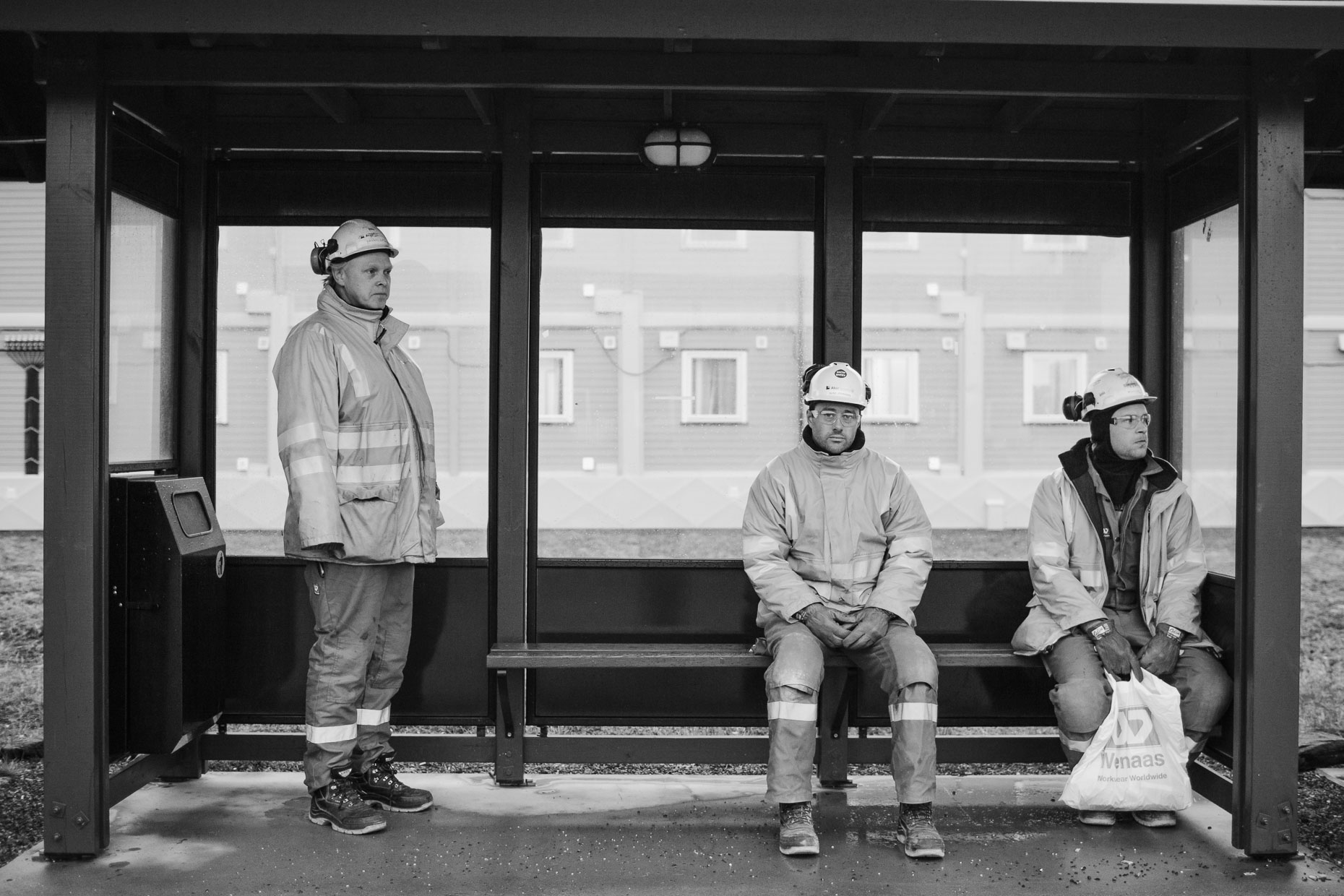 ILJA C. HENDEL FOTOGRAF | Black and white work life photography Norway, Oslo