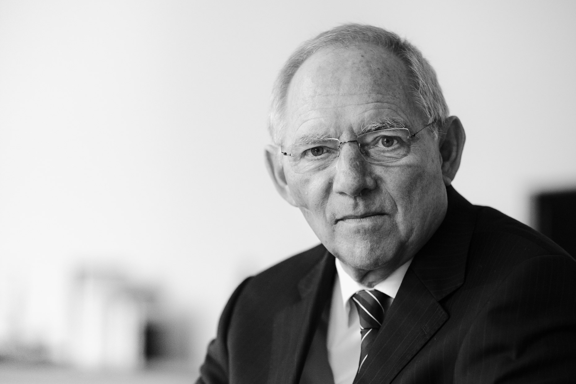 Wolfgang Schäuble Ministry of Finance